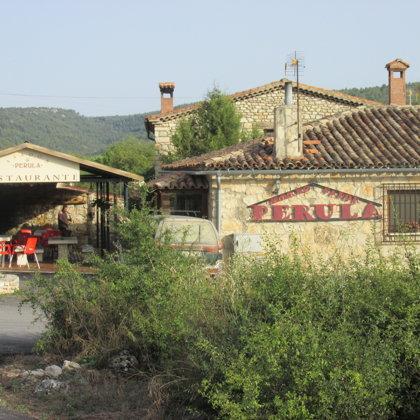 """Restaurante """"El Perula"""". Apartamentos rurales."""