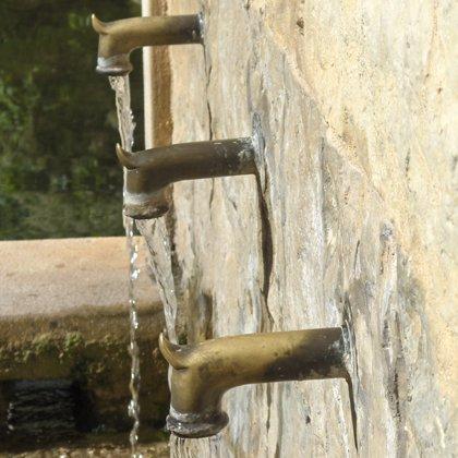 Caños de la Fuente del Arca
