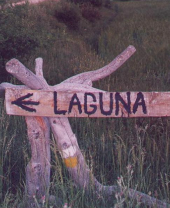 Hacia la Laguna Grande