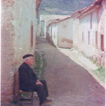 El tío Eladio (mi abuelo)