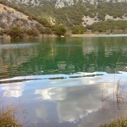 La Laguna grande de El Tobar