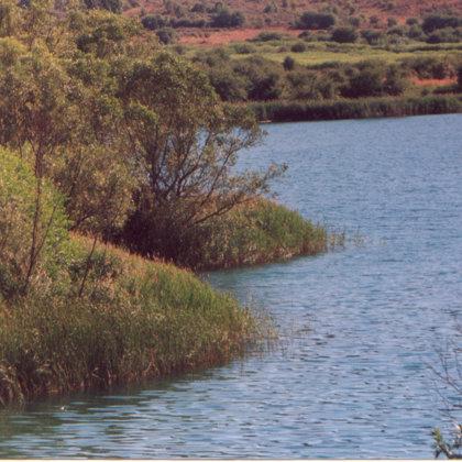 """""""Gemelos"""" de La Laguna Grande"""